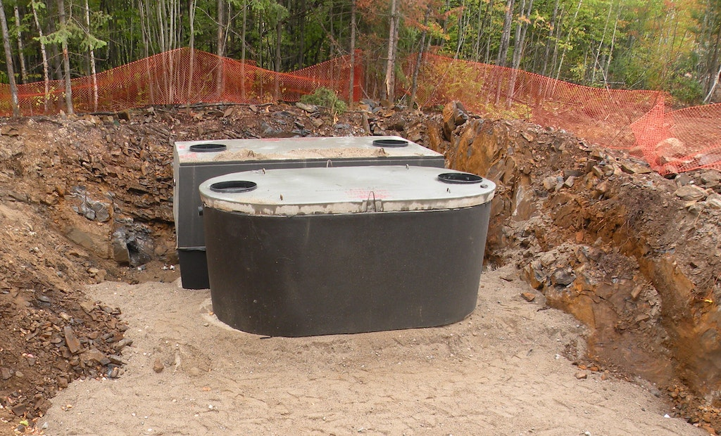 Proper Backfill for Septic Tanks