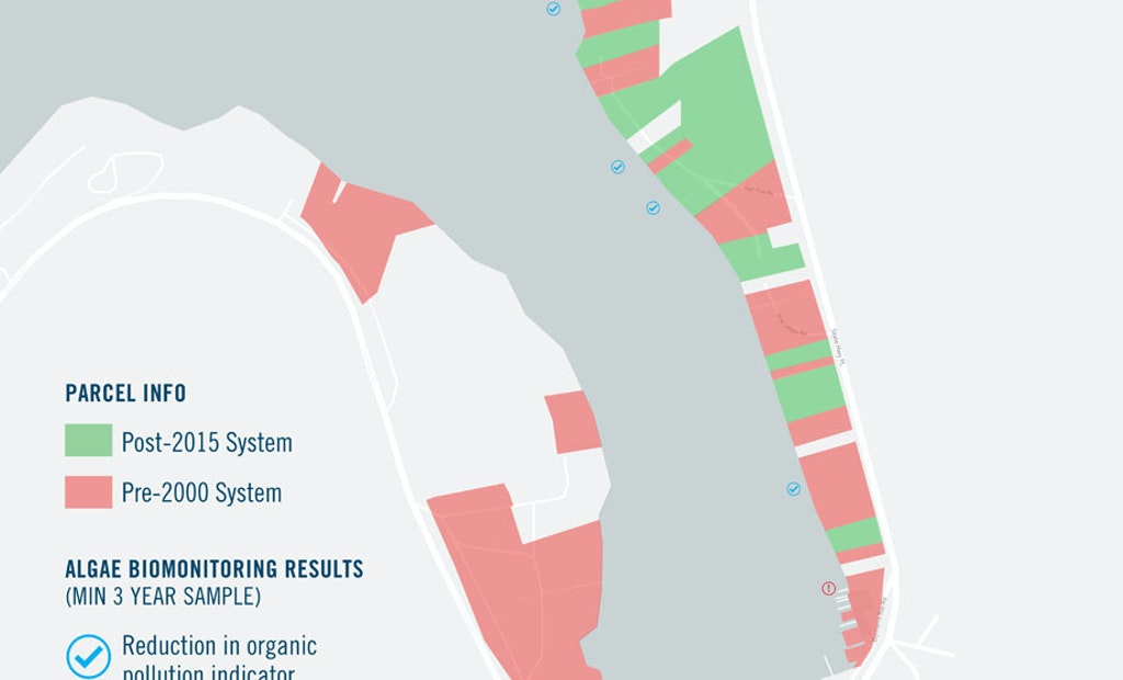 Identifying Failing Onsite Systems on Lake George