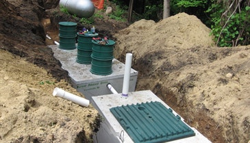 The Benefits of Installing a Trash Trap with an ATU