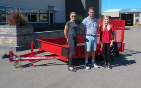 Kostreba Backs the Red with Winning Bid on the 2021 Trailer for a Cause Auction