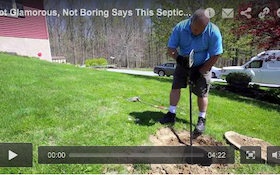Not Glamorous, Not Boring Says This Septic Detective