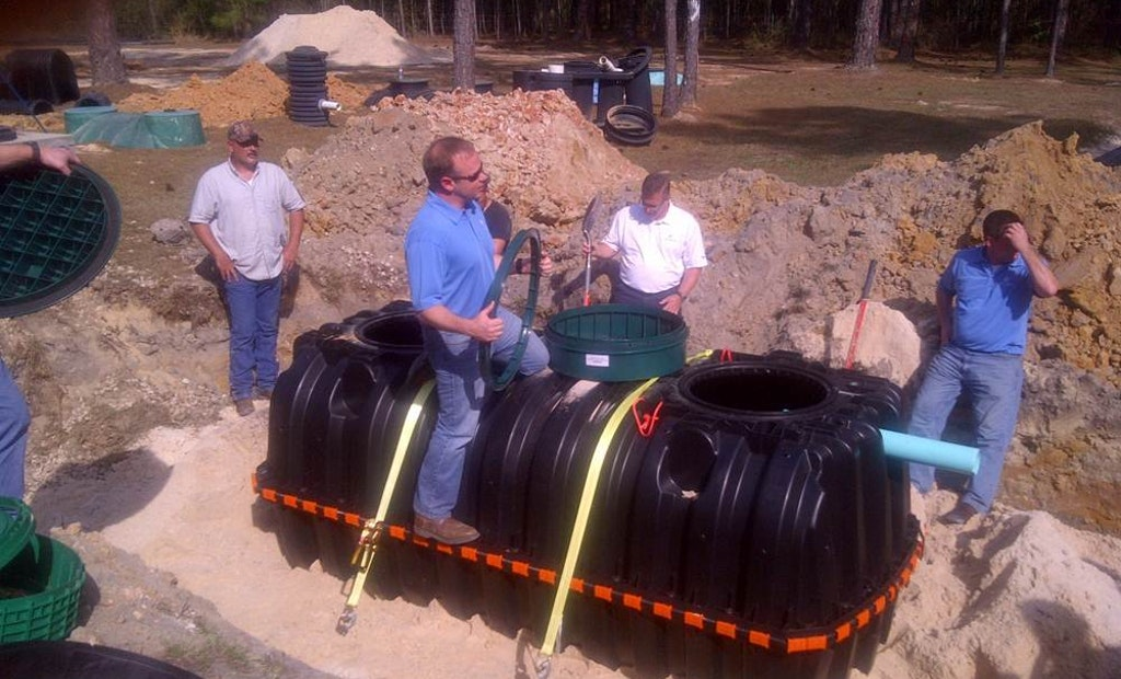 Methods to Prevent Septic Tank Floatation
