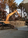 Oversized Excavator Reaches Beyond the Competition