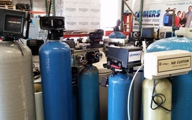 Reducing Chloride From Home Water Softeners