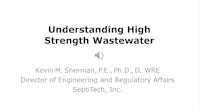 Understanding High-Strength Wastewater