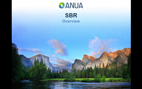 Anua Sequential Batch Reactors Overview