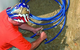 Piping - Flexible HDPE pipe