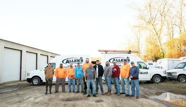 Training Day Is Every Day at Georgia's Allen Environmental Services