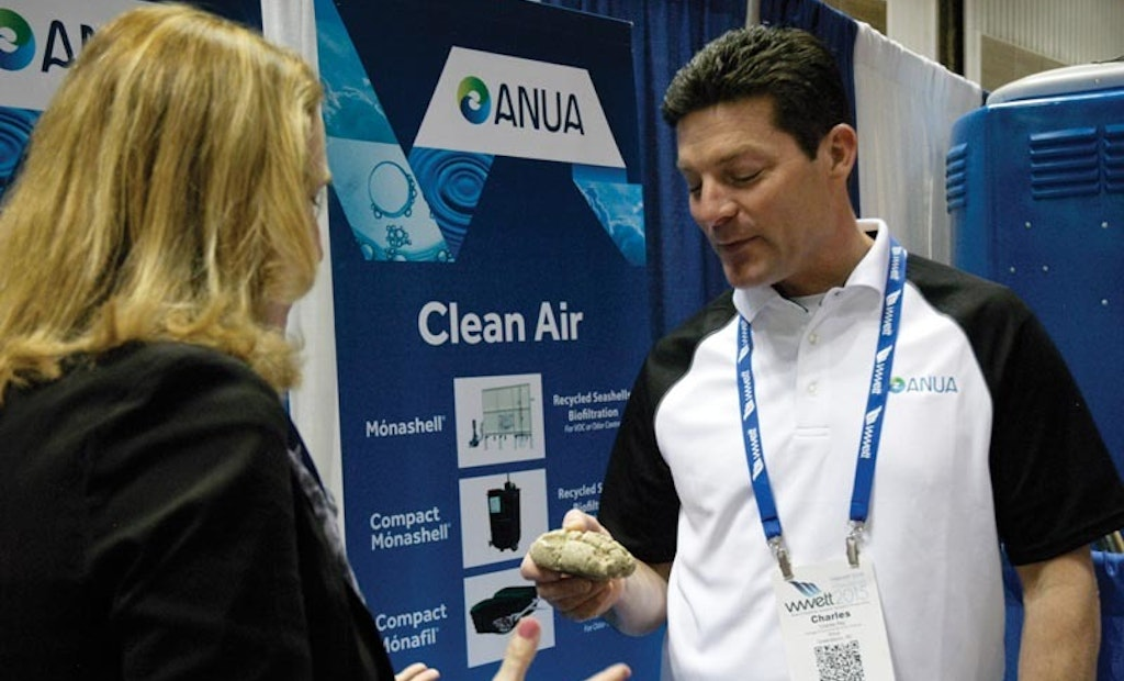 Anua Introduces Eliminite Recirculation Biofilter To A Broader Market