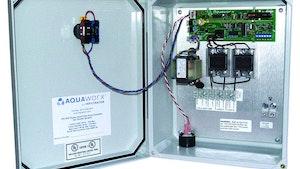 Level Controls - Aquaworx by Infiltrator Intelligent Pump Control Panel