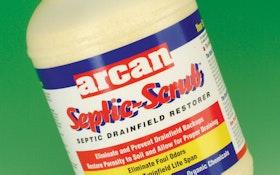 Bio/Enzyme Additives - Arcan Enterprises Septic-Scrub