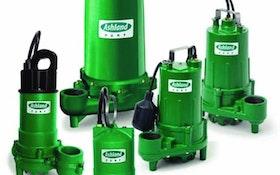 Pumps - Heavy-duty effluent pump