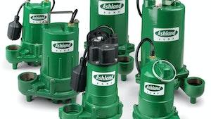 Pumps - Ashland Pump effluent pumps
