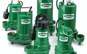 Pumps - Ashland Pump effluent pumps