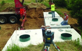 Providing Wastewater Treatment for the Ultimate Survival Condos