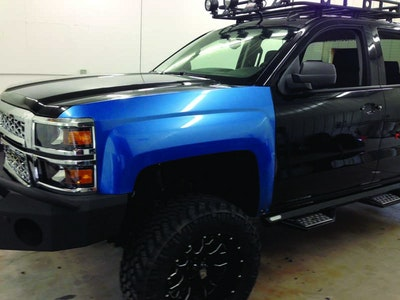 Vehicle And Equipment Wraps Supercharge Marketing, Protect Finishes