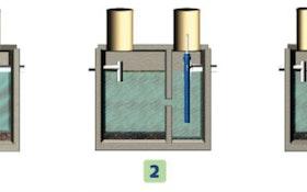 Drainfield Components - Bio-Microbics SaniTEE