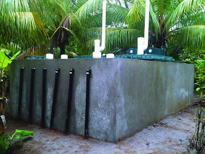 A Caribbean Island Installer Develops System To Protect Dolphin Habitat