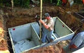 Replacing A Cottage Septic System