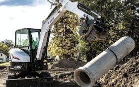 Excavation Equipment - Bobcat R-Series