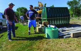 Rhode Island Septic System Installer Starts A Late-Career Business Venture