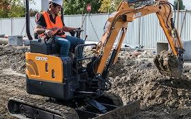 Excavation Equipment - Case Construction  Equipment SV340