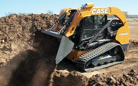 Case Construction Equipment TV450 compact track loader