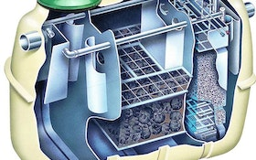 Clarus wastewater treatment system