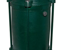 Clarus Environmental Model 5054 effluent pump