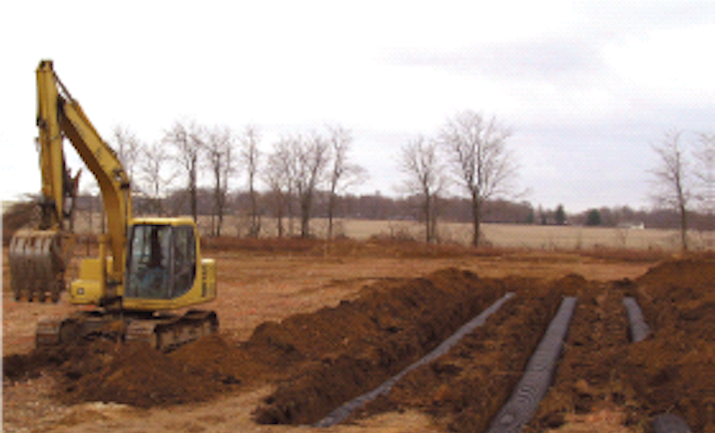 Commercial System Design: The Soil Dispersal System