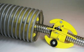 Drainline Inspection - CPI Products Universal Roller Skids