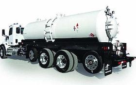 Vacuum Trucks - Curry Supply vacuum truck