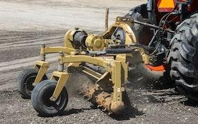 Power Rake Helps Speed Up Site Restoration Efforts