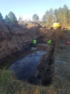 What To Do When You Over-Excavate Septic Components Requiring Stability