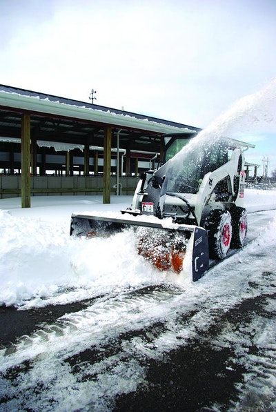 Prepare Construction Equipment For Winter Storage