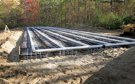 Sand filters help provide treatment for limited-space area
