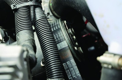 Truck And Machinery Drive Belts Perform Better, Last Longer