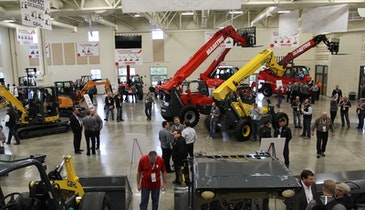 "Manitou Americas Hosts ""The Next Big Thing""  New Product Introduction Dealer Event"