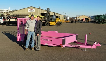 Pink Trailer Auction Results Revealed