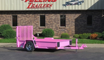 Pink Trailer Online Auction Benefits Breast Cancer Prevention