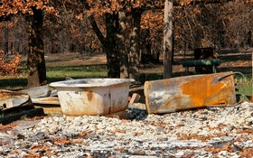 Disaster relief provides hope for new septic systems