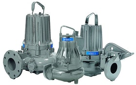 Pumps - Flygt - a Xylem Brand N-3000