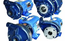 Franklin Electric centrifugal close-coupled pumps