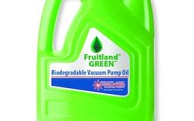 Accessories - Biodegradable pump oil