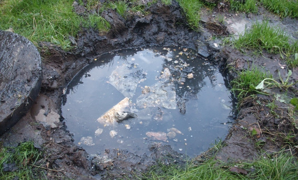 Recommendations for a Slaughterhouse Septic System