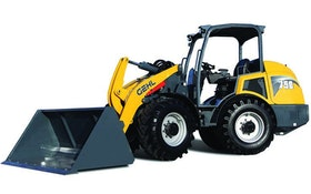 Mustang-Gehl Company articulated wheel loaders