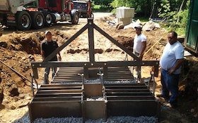 Drainfield Media/Components - Geomatrix Systems  GST Leaching System