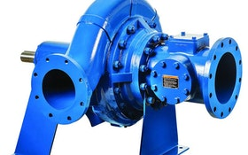 Gorman-Rupp horizontal end suction centrifugal pumps