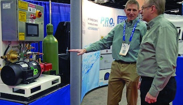 PrO2 Series Bio Accelerator From Greener Planet Systems Aids Wastewater Treatment