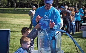 Industry News: Grundfos Holds Annual Walk for Water Event